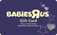 Gift Card at Discount - Buy Babies R Us Gift Cards 5% off ...