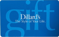 Gift Card at Discount - Buy Dillard's Gift Cards 15% off ...