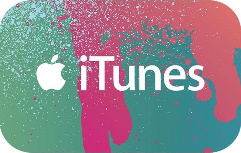 Gift Card at Discount - Buy iTunes Gift Cards 8% off - Discount ...