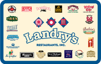 Gift Card at Discount - Buy Landry's Gift Cards 10% off - Discount ...