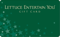 Gift Card at Discount - Buy Lettuce Entertain You Gift Cards 13 ...