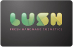 Gift Card at Discount - Buy LUSH Gift Cards 12% off - Discount ...