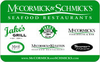 Gift Card at Discount - Buy McCormick and Schmick's Gift Cards 20 ...
