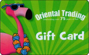 Gift Card at Discount - Buy Oriental Trading Company Gift Cards 7 ...