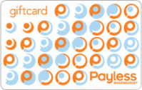Gift Card at Discount - Buy Payless Shoe Source Gift Cards 35% off ...
