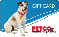 Gift Card at Discount - Buy Petco Gift Cards 14% off - Discount ...
