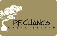 Gift Card at Discount - Buy P.F. Chang's Gift Cards 20% off ...