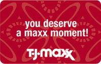 Gift Card at Discount - Buy T.J. Maxx Gift Cards 9% off - Discount ...