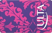 Gift Card at Discount - Buy ULTA Gift Cards 9% off - Discount Gift ...